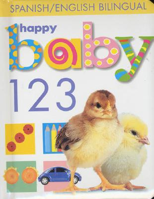 Happy Baby 1 2 3 By Priddy, Roger