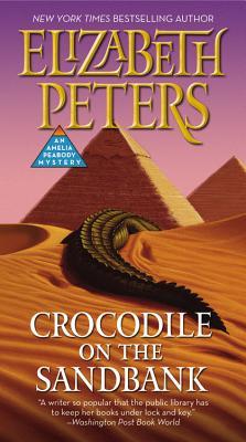 Crocodile on the Sandbank By Peters, Elizabeth
